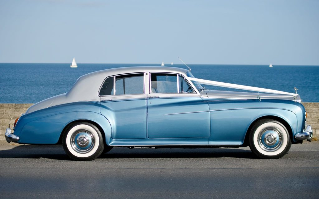 Vintage Wedding Car Hire | Dublin | Rolls-Royce Silver Cloud III (1965)
