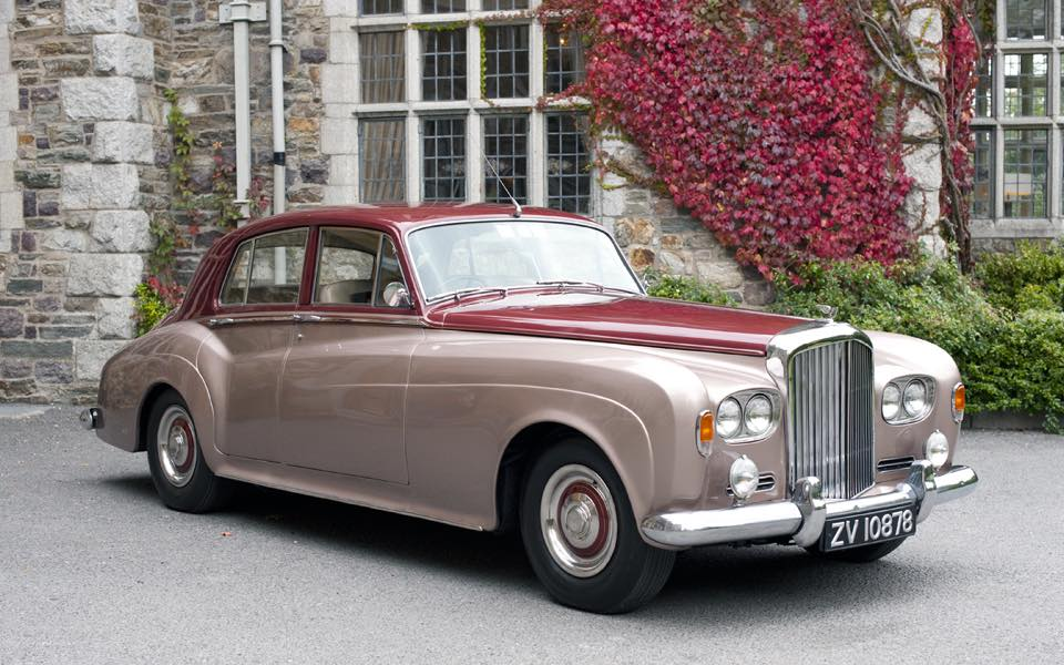 Vintage Wedding Car Hire | Dublin | Bentley S3 (1964)